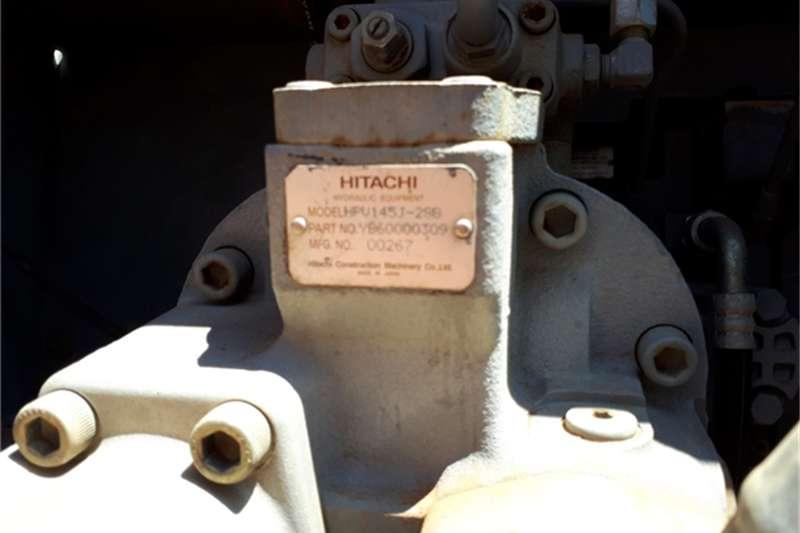 Hitachi Excavators