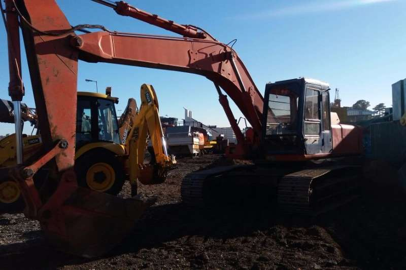 Hitachi FH200 L C3 Excavators