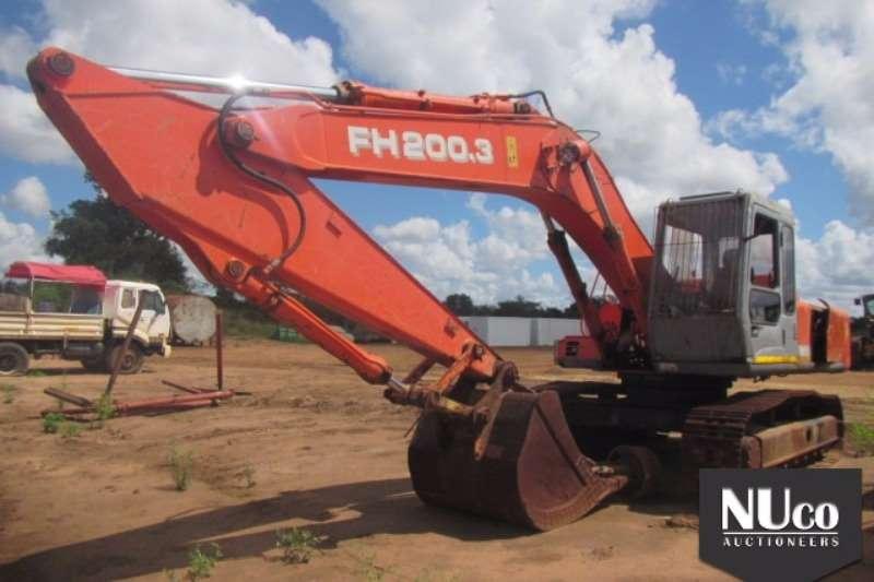 Excavators Hitachi HITACHI FH200.3 EXCAVATOR 0