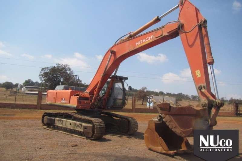 Hitachi HITACHI ZAXIS 370 EXCAVATOR #HCM1HN00P00035134 Excavators
