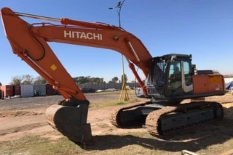 Hitachi Zaxis 400LCH Excavator Excavators
