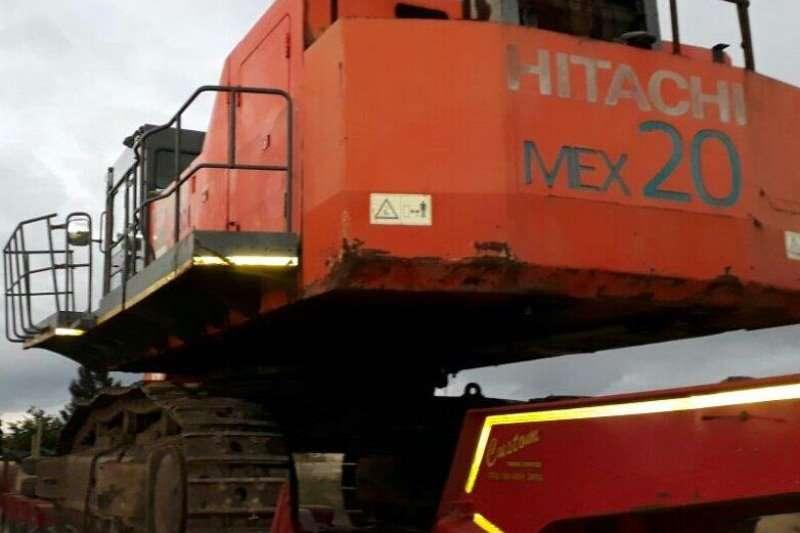 Hitachi ZAXIS1200-6 Excavators