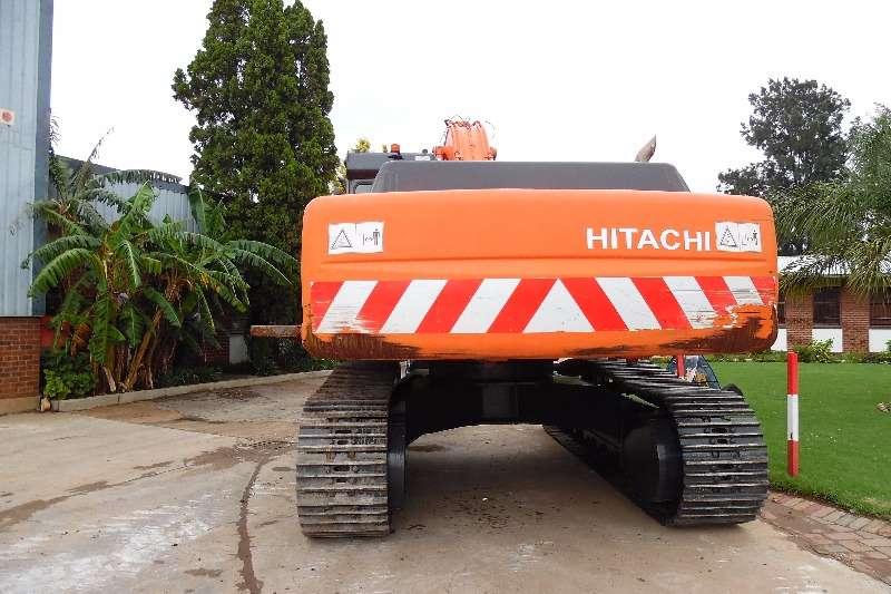 Hitachi ZX370 Excavators