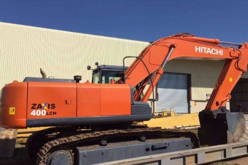 Hitachi ZX400LCH Excavators