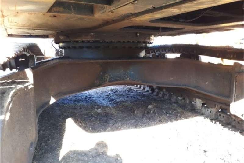 Hyundai Excavators