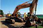 Excavators Hyundai 2013