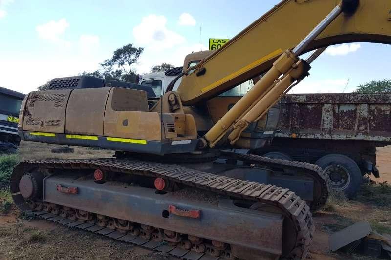 Hyundai LC290 Excavators