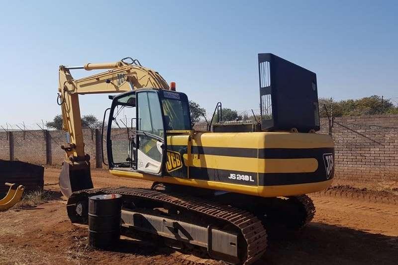 JCB JCB Excavator JS240L Excavators