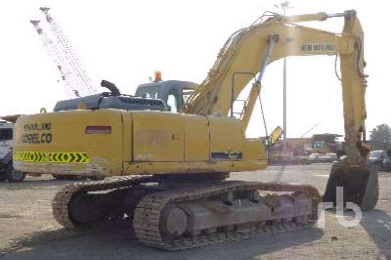 Kobelco SK330-6E Excavators