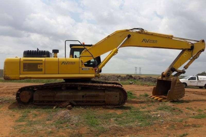 Komatsu Komatsu PC450 7 Excavator Excavators
