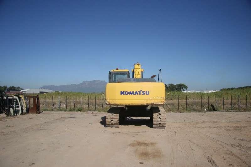 Komatsu PC200 7 Excavators