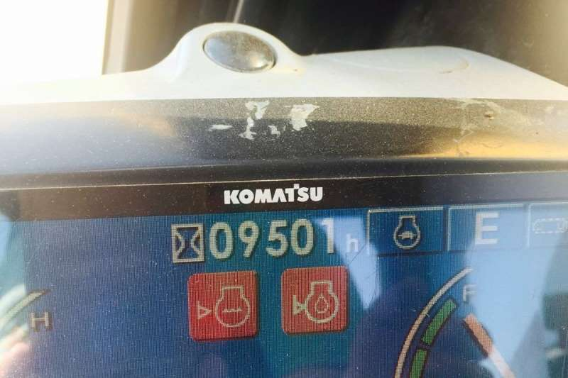 Komatsu PC300-8 Excavators