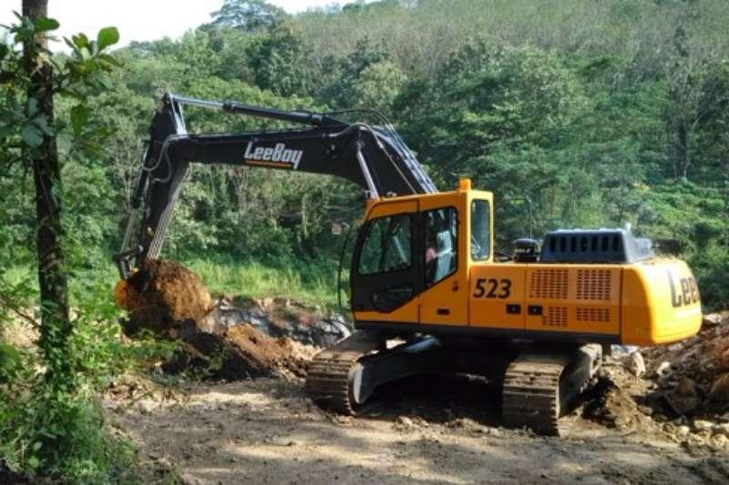 Leeboy LeeBoy 525 Crawler Excavator Excavators