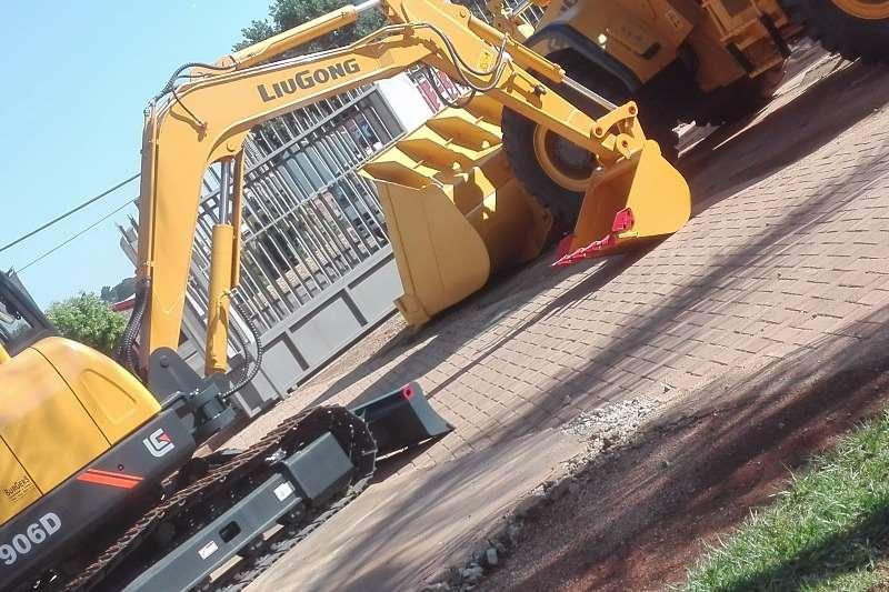Liugong CLG906D Excavators
