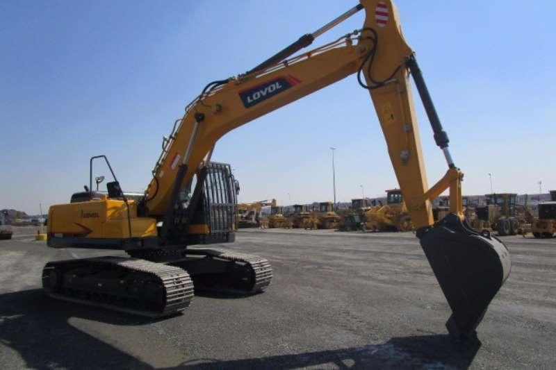 Lovol FR220D Excavators