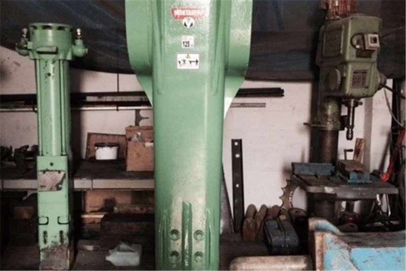 Other Montabert V1200 Hydraulic Excavators