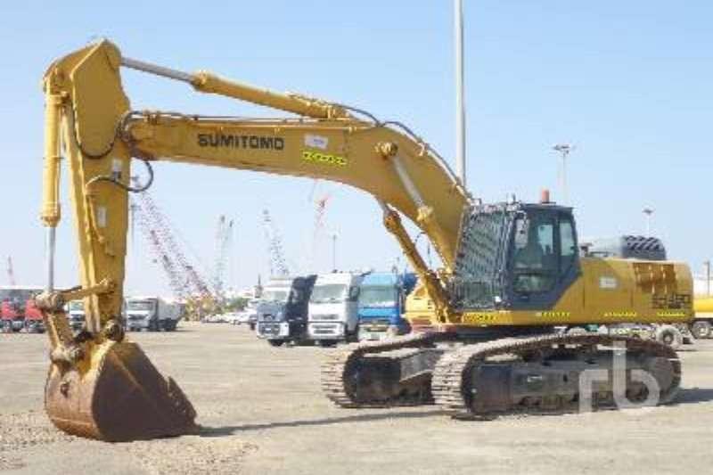 Excavators Sumitomo SH450HD-3B 2008