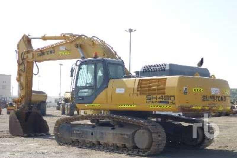Sumitomo SH450HD 3B Excavators