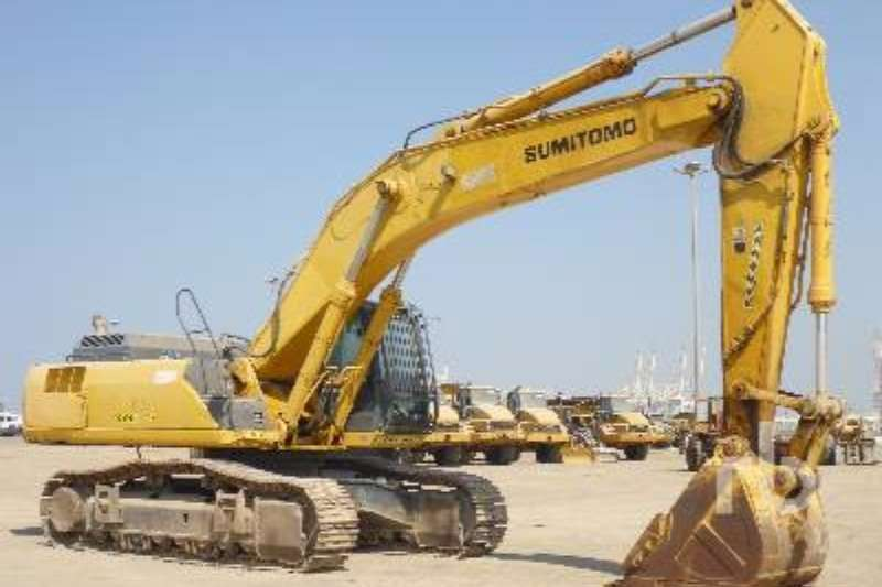 Excavators Sumitomo SH460HD-5 2009