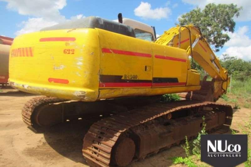 Sumitomo SUMITOMO SH240.3 EXCAVATOR Excavators