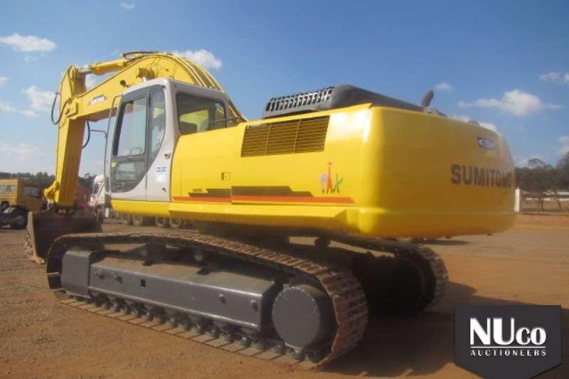 Sumitomo SUMITOMO SH450 EXCAVATOR Excavators
