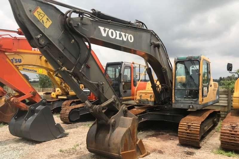 Excavators Volvo 2008 Volvo EC210 Excavator 2008