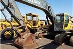 Excavators Volvo 2013