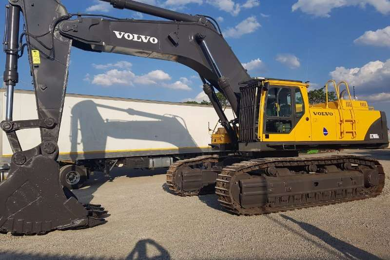 Volvo EC 700 BL Excavators