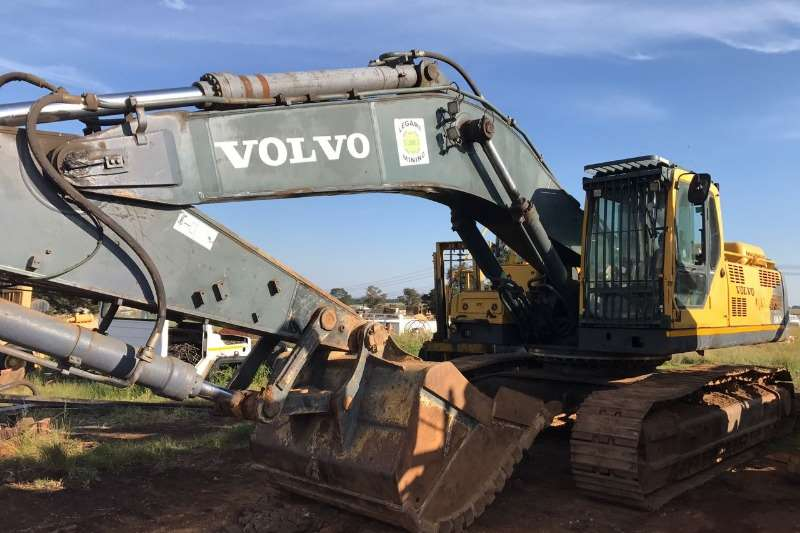 Volvo ec460 Excavators