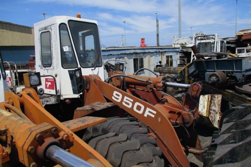 FELs Alpha 950F Front End Loader 0