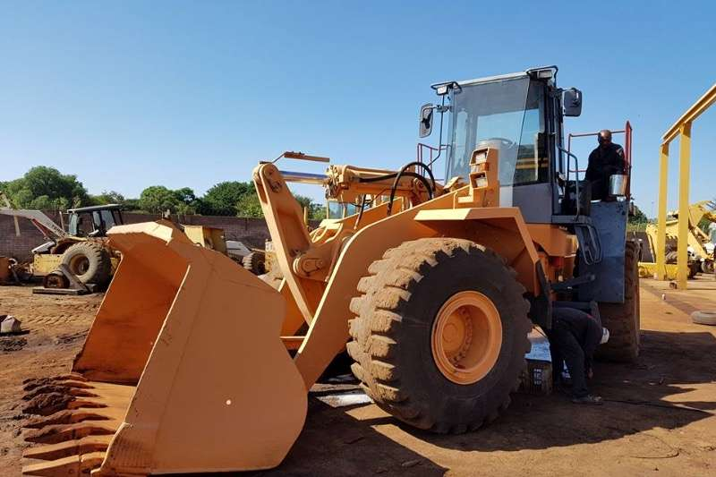 Case Case 921C FRONT END LOADER FELs
