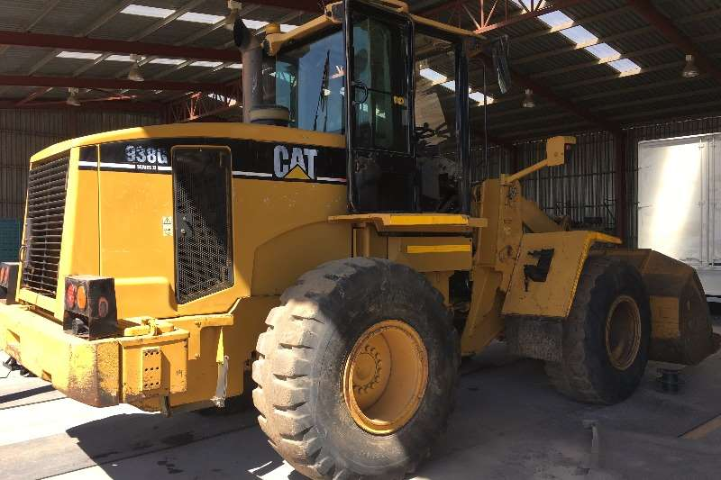 Caterpillar 2006 CAT 938G FELs