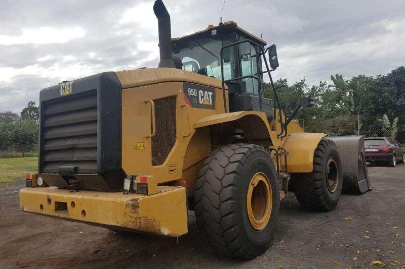 Caterpillar 2015 950GC FELs