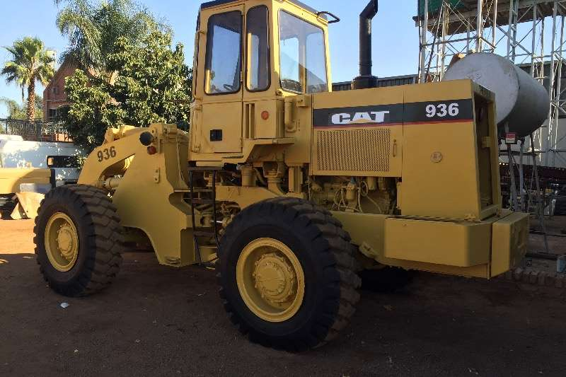 FELs Caterpillar 936 Front End Loader 1998