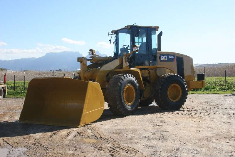 FELs Caterpillar 938G 2008