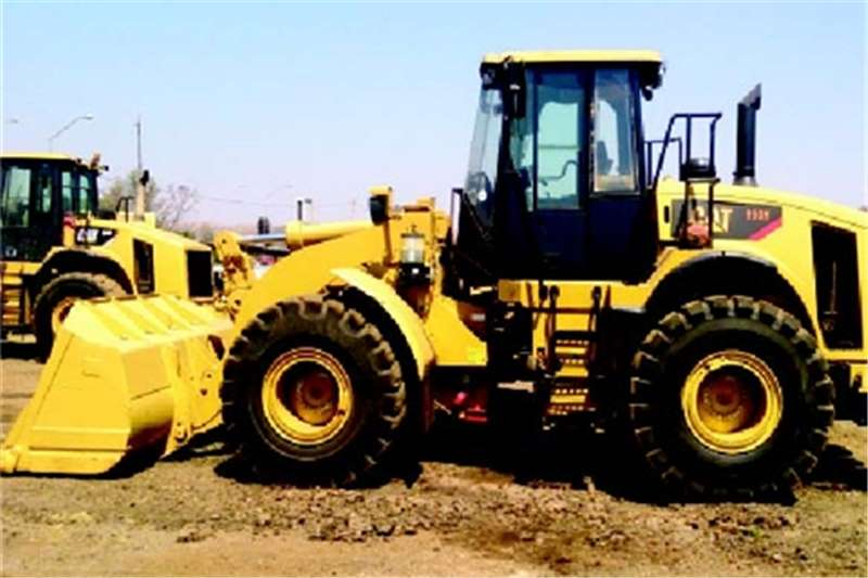 FELs Caterpillar 950H 2008