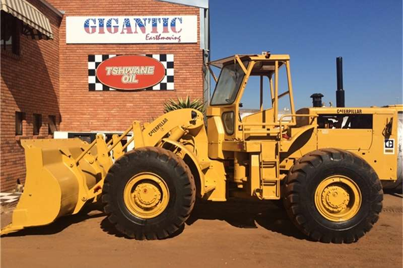 FELs Caterpillar 966C FRONT END LOADER 0