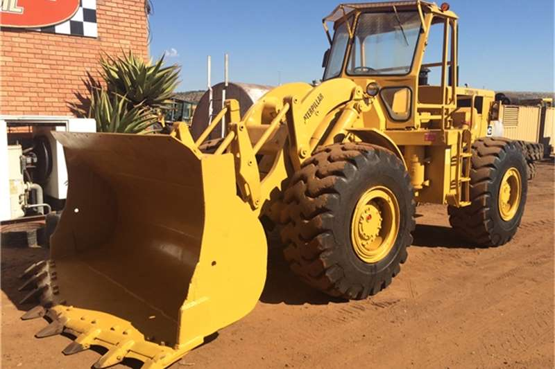 Caterpillar 966C FRONT END LOADER FELs