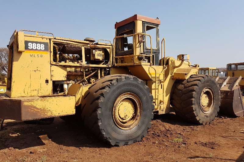 Caterpillar 988B WHEEL LOADER FELs