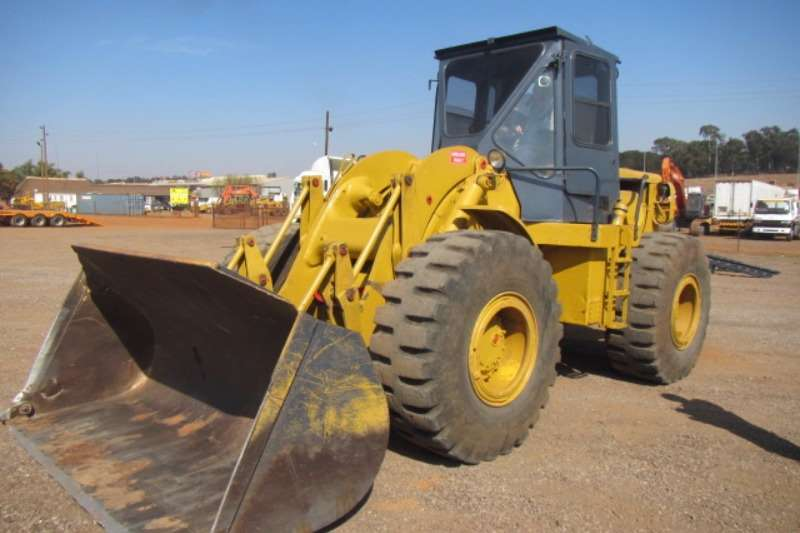 Caterpillar CAT 950B FEL 13445H (no vat) FELs