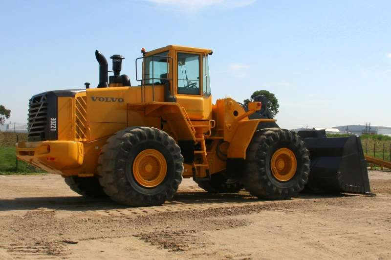Volvo L220E Re Furbished, Reconditioned Engine FELs