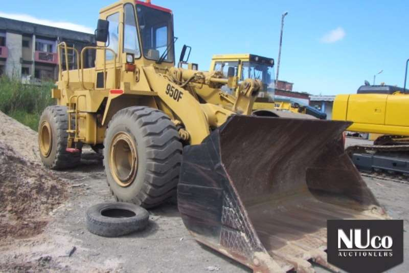 FELs WRIGHT 950F FRONT END LOADER 0