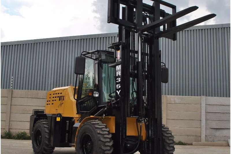 BTX-AGRI MR35Y Forklifts