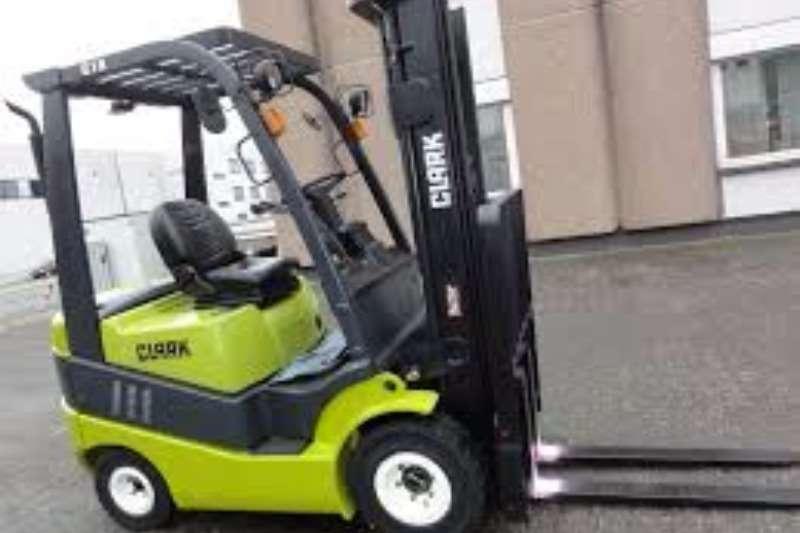 Clark Diesel forklift 1.8 Ton Forklift/Diesel Clark C18D Forklifts
