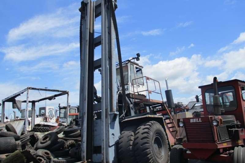 Diesel forklift Fantuzzi PGB4201, 25 Ton Heavy Duty Forklift Forklifts