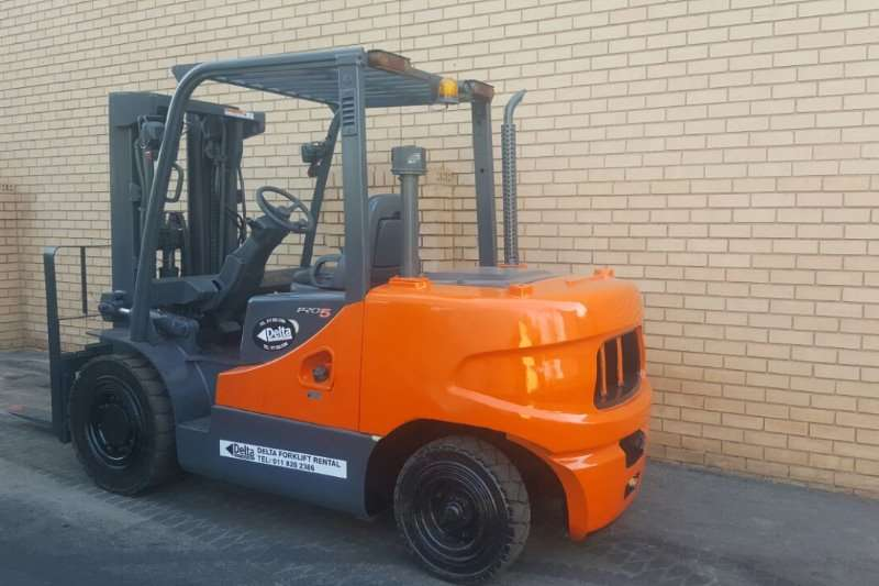 Doosan D40S-5 Forklifts