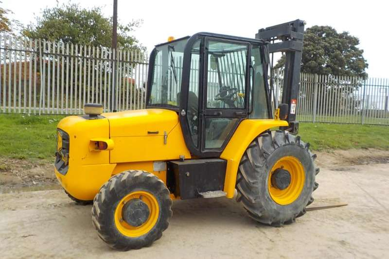 Forklifts Rough Terrain Forklifts
