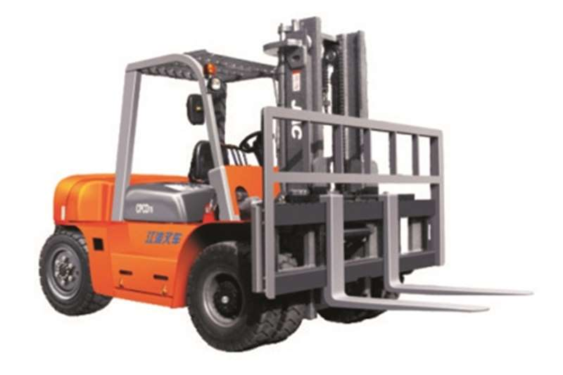 Forklifts Hyster Diesel Forklift New 7.0 t JAC Diesel 2015