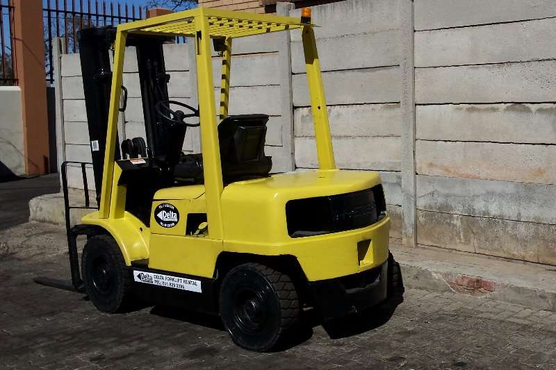 Hyster H2.50XM Forklifts