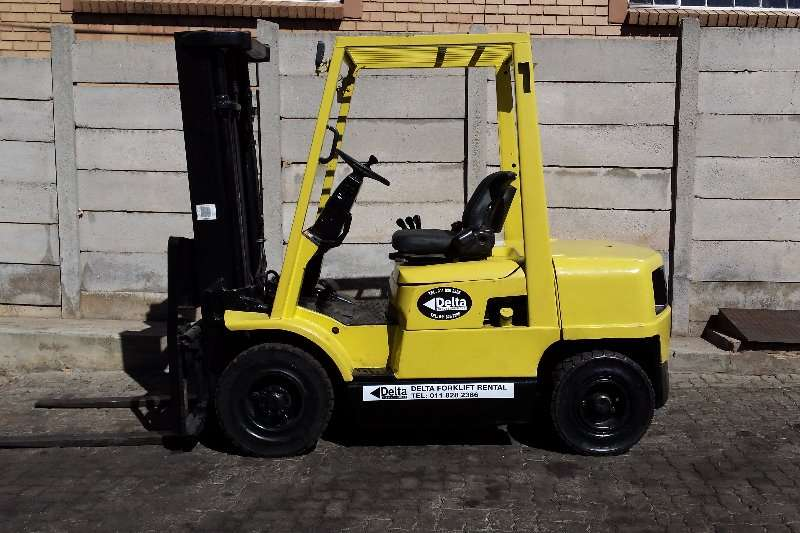 Forklifts Hyster H2.50XM 0